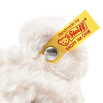 Steiff Sweetheart Teddy Bear Plush, Cream: Toys & Games