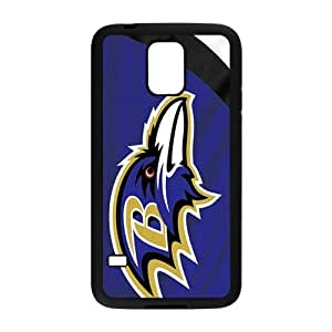 Baltimore Ravens New Style High Quality Comstom Protective case cover For Samsung Galaxy S5