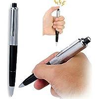 Lechnical Divertido Gadget Gag Utility Electric Shock Pen