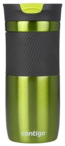 Contigo Byron Travel Mug - Vibrant Lime, 16 oz by Contigo by Contigo