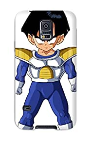 New Style 2741046K61388662 High-quality Durable Protection Case For Galaxy S5(kid Gohan)