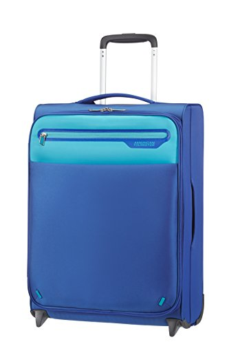 American Tourister Hand Luggage, 40 Liters, Blue/ Light Blue 66139/2206