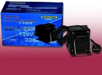 7 star THG-200 U//D Step up /& Down Voltage Transformer