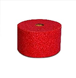 3M 01684: Red Abrasive Psa 2-3/4X25Yd P220 Made By 3M