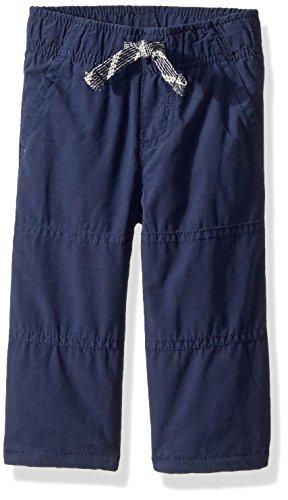 - Gymboree Baby Boys Fleece-Lined Gymster Pant, Dark Marine, 6-12 mo