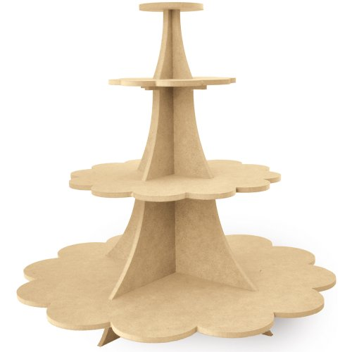 Kaisercraft Beyond The Page MDF Tiered Cupcake Stand