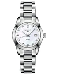 Longines Sport Collection Conquest Ladies Watch L2.285.4.87.6