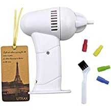 Utrax Electric Wax Vac Removal Ear Vacuum Cleaner Picker Digger