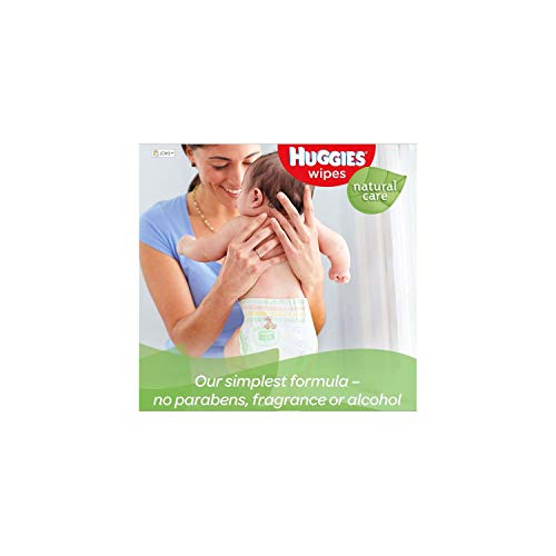 Huggies Natural Care Baby Wipe Refill, Fragrance Free (1,040 ct.) by Huggies (Image #4)
