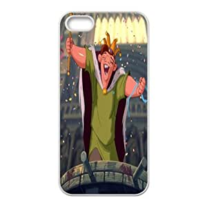The hunchback of notre dame Case Cover For iPhone 5S Case