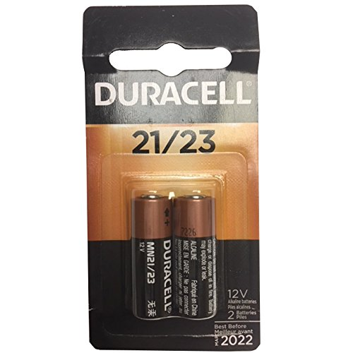 Duracell MN21B2PK Watch / Electronic/ Keyless Entry Battery,