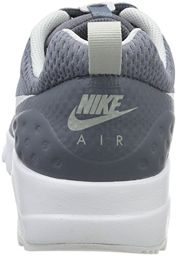 Nike Damen Air Max Motion LW Sneaker Blau (Armory Blue/Pure Platinum-Pure Platinum)