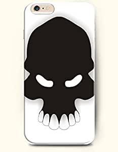 Case Cover For LG G2 Horrible Skull
