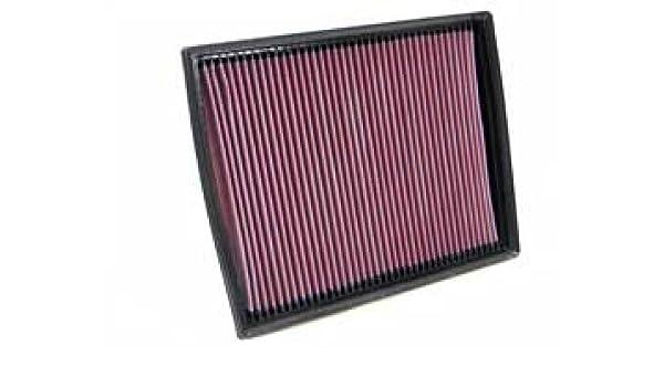K & N sportluftfilter 33 - 2787, intercambio filtro de aire para coche: Amazon.es: Coche y moto