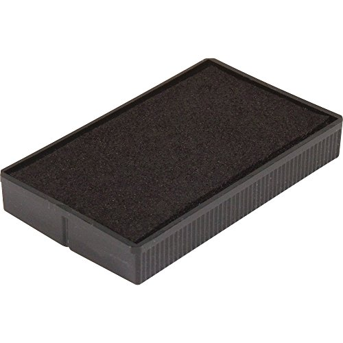 Shachihata, Inc 41025 Replacement Pad, Self Inking, f/40160, Black