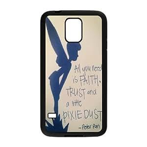 DIY High Quality Case for SamSung Galaxy S5 I9600, Faith and Trust Phone Case - HL-704926