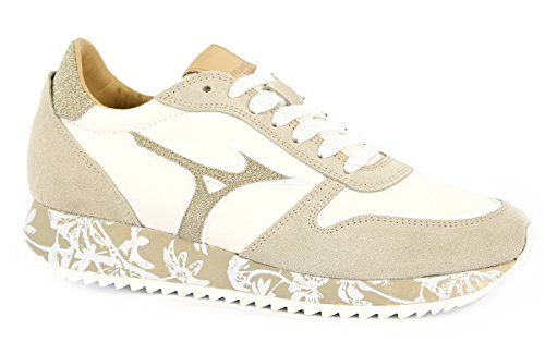 Mizuno D1GC184340 Mizuno D1GC184340 Sneakers Beige Sneakers Women HUxzqxEwO