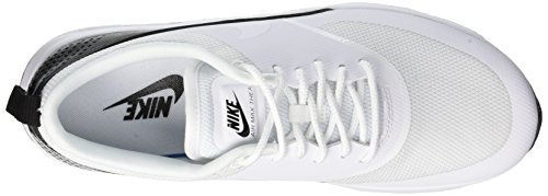 111 Wmns Bianco Nike Scarpe Donna Air white Da Fitness black Thea white Max qFO7S