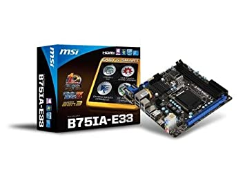 MSI B75IA-E33 CLICK WINDOWS DRIVER