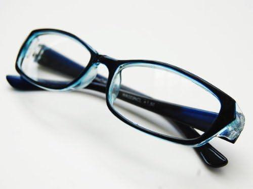 老眼鏡 【WA023NCL】READING GLASSES NB/CLEAR 1.0