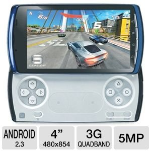 Sony Ericsson Xperia PLAY 4G R800a Unlocked Phone with An...