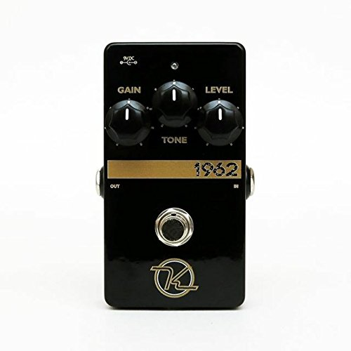 Keeley Electronics 1962 British Overdrive Guitar Effect Pedal by Keeley Electronics