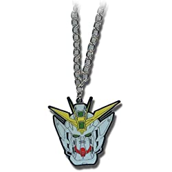 GE Animation Gundam Wing 0 Necklace Cool Anime Item