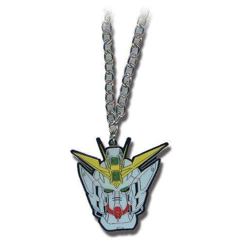 GE Animation Gundam Wing 0 Necklace Cool Anime Item