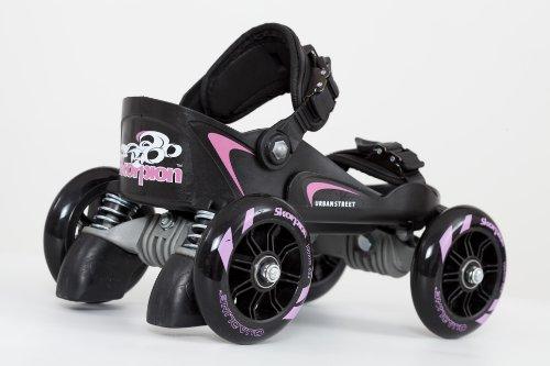 Skorpion™ Quadline® Street Skates - Small Pink / -