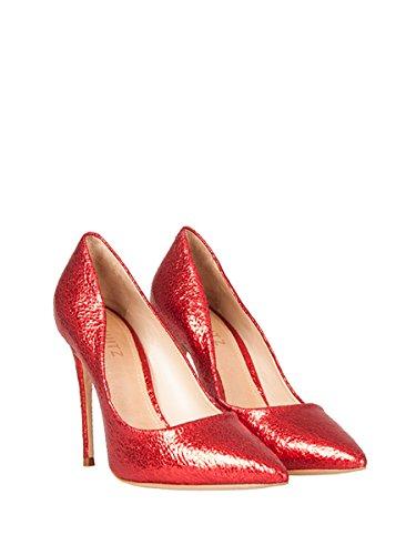 SCHUTZ Zapatos de vestir de Piel para mujer Rojo rojo