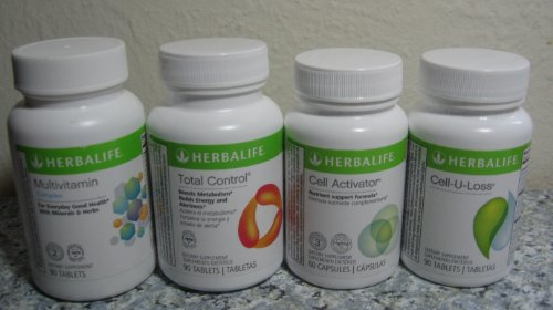 Herbalife Multivitamin Combo All New by Herbalife