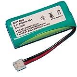 RCA VISYS 25055 Cordless Phone Battery 1X2AAA/D - 2.4 Volt, Ni-MH 750mAh - Cordless Phone Replacement Battery