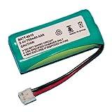 Vtech DS6121 Cordless Phone Battery 1X2AAA/D – 2.4 Volt, Ni-MH 750mAh – Cordless Phone Replacement Battery, Office Central