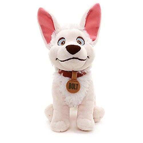 Official Disney Bolt 22cm Soft Plush Toy