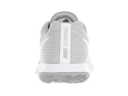 Nike Wmns Flex Experience Rn 5, Zapatillas de Running para Mujer Blanco (Blanco (white/white-wolf grey))