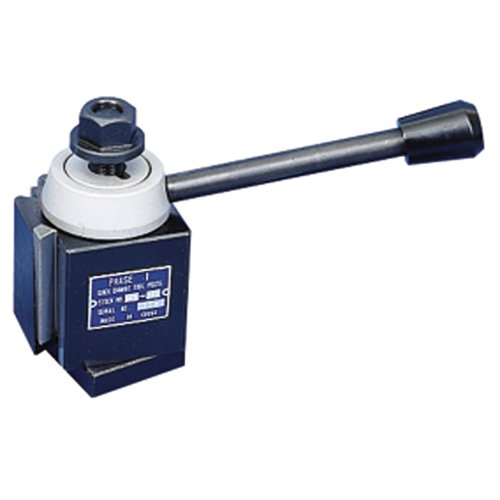 PHASE II Quick Change Tool Post - Model .: 300W LATHE SWING : 13'' - 18'' by PHASE II