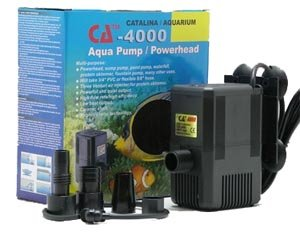 Catalina Aquarium CA 4000 Aqua Pump / Powerhead 1300 GPH