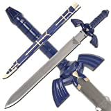 Zelda Twilight Princess Link Sword With Scabbard