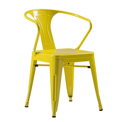 Decorative stool Silla de Hierro Retro, Industria Silla de ...