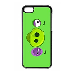 Angry Birds iPhone 5c Cell Phone Case Black custom made pgy007-9004880