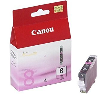 2 X Canon CLI-8PM Photo Magenta Ink Cartridge - Inkjet - - Photo Magenta