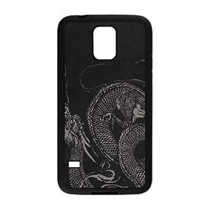 Parson's Dragon Samsung Galaxy S5 Cell Phone Case Black DIY Gift xxy002_5054965