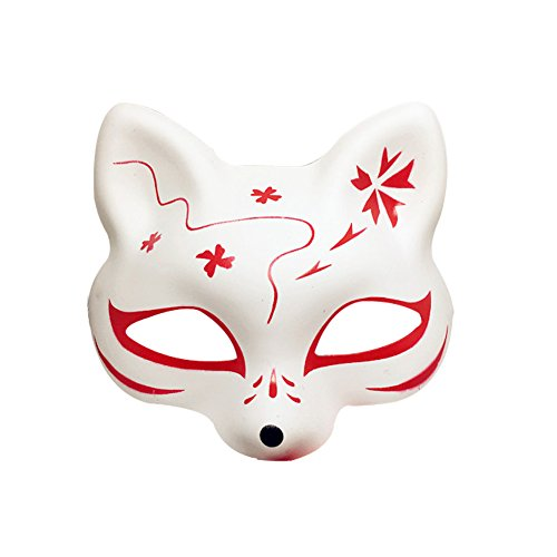 YangYong Fox Cosplay Mask for Party Masquerade Ball for sale  Delivered anywhere in USA