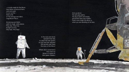 Moonshot: The Flight of Apollo 11 (Richard Jackson Books (Atheneum Hardcover))