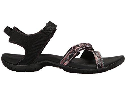 Surf Women's M Verra 5 Black Sandal Sport W 8 Us multi Teva dXqnCwpq