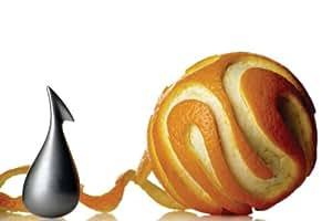 Alessi Apostrophe Orange Peeler
