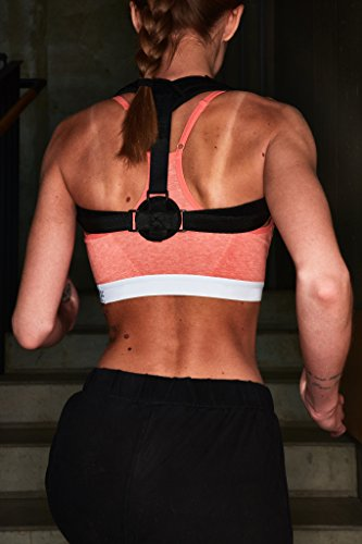 Posture Corrector for Women & Men – Comfortable and Effective Back Brace against Slouching & Hunching - Subtle Design – Clavicle Support For Medical Problems & Injury Rehab by Scandic Gear (Image #3)