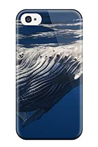Iphone Case - Tpu Case Protective For Iphone 4/4s- Whale