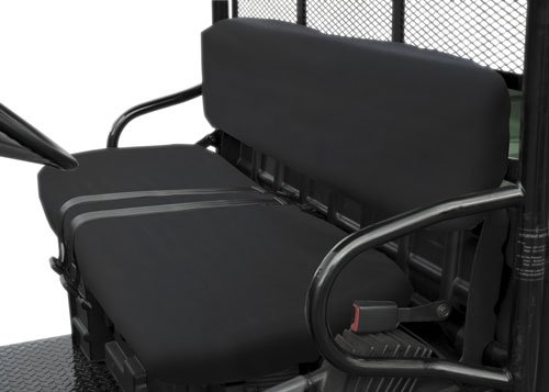 Classic Accessories QuadGear UTV Seat Cover (Black, Fits Yamaha (Extreme Utv Seat Cover)