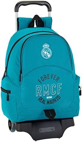Safta Mochila Real Madrid 3ª Equip. 17/18 Oficial Escolar ...